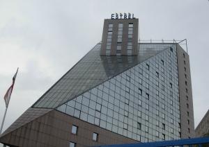 Notre hébergement à Berlin