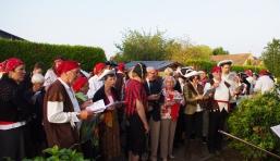 Pirates et Corsaires au coude à coude pour chanter !