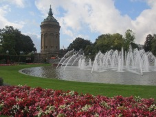 Une vue de Mannheim !