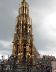 La Belle Fontaine  à Nuremberg !