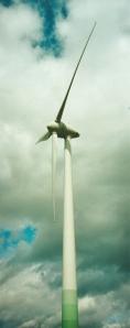 L'éolienne !