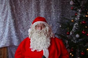 Chez le père Noël !