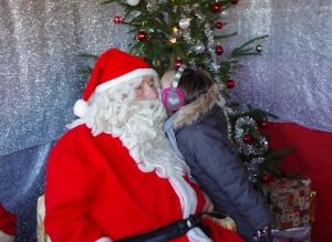 Au chalet du Père Noël !