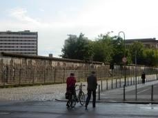 Berlin ! un vestige du mur. 2007