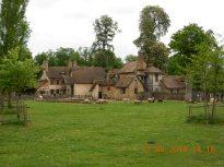 La ferme de Marie-Antoinette à Versailles. 2010