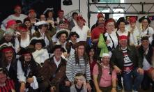 """Pirates et Corsaires """"Alle Zusammen"""""""