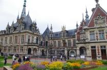 Le Palais de la Bénédictine à Fécamp. 2012