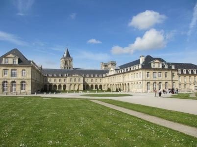 L'Abbaye aux Dames, Conseil Régional à Caen ! 2012