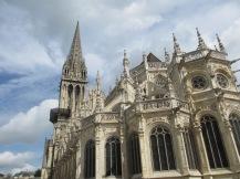 L'église St-Pierre à Caen 2012