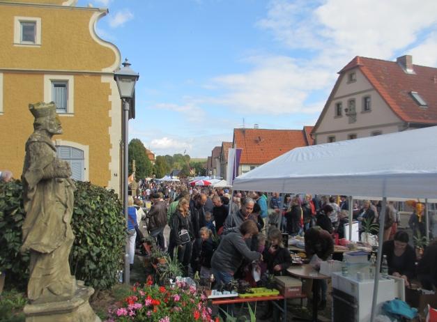Marktfest 2015 à Gaukönigshofen !