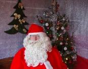 Le Père Noël est prêt à accueillir petits et grands !