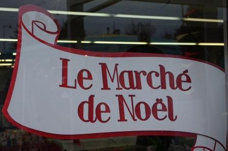 Le marché de Noël d' Evrecy !