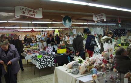 Une vue sur le marché !