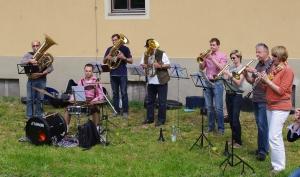 Groupe musical du comité allemand !