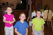 Les trois petits cochons d'Evrecy !