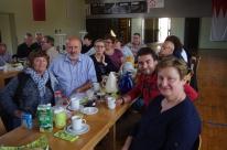 Accueil et petit-déjeuner à Gaukönigshofen le 25 mai ! Aufnahme und Frühstück Gaukönigshofen den 25. Mai !