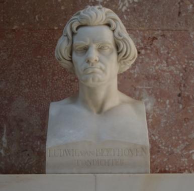 Ludwig Van Beethoven par exemple ! Ludwig Van Beethoven zum Beispiel!
