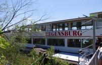 Déjeuner croisière à bord du Regensbourg sur le Danube ! Kreuzfahrt an Bord Regensbourg auf Donau zu Mittag essen!