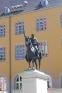 Statue de Ludwig 1er, Roi de Bavière ! Statue von Ludwig 1., dem König von Bayern!