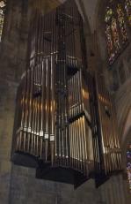 Novembre 2009 Consécration du nouvel orgue suspendu ! November 2009 Einweihung der neuen aufgehängten Orgel !
