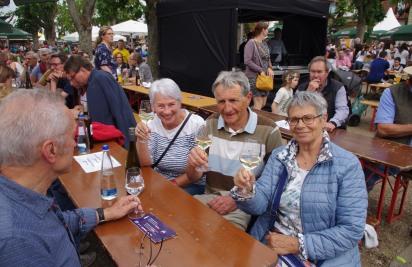 Jeudi 30 mai : Fête du vin à Nordheim !